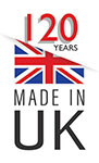 Made in the UK for 120 years